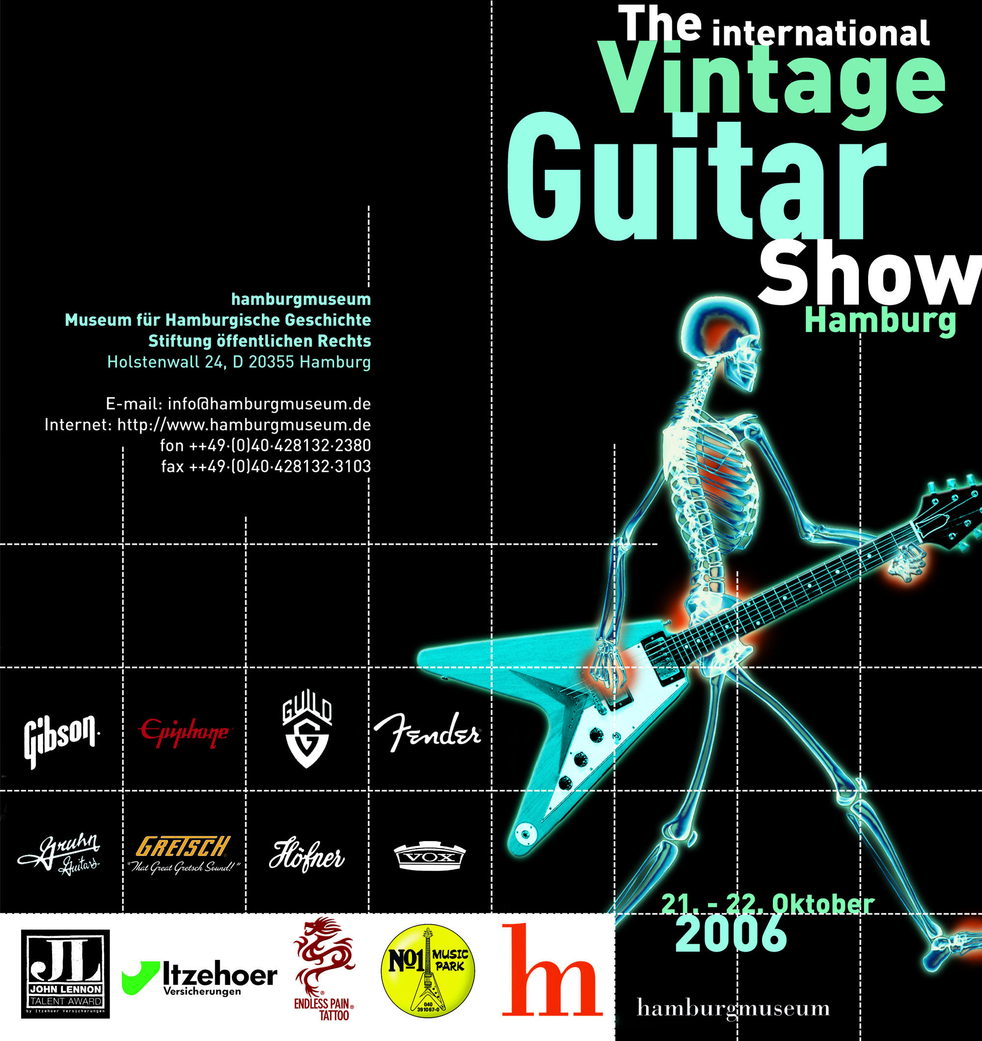 International Vintage Guitar Show