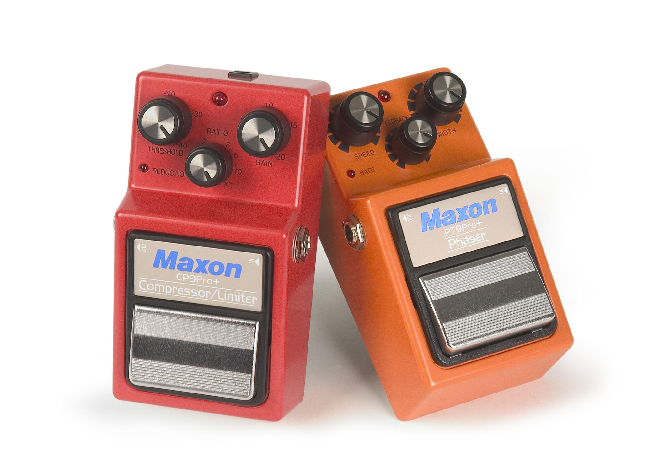 Godlyke Inc. Maxon 9-Series Effects Pedals