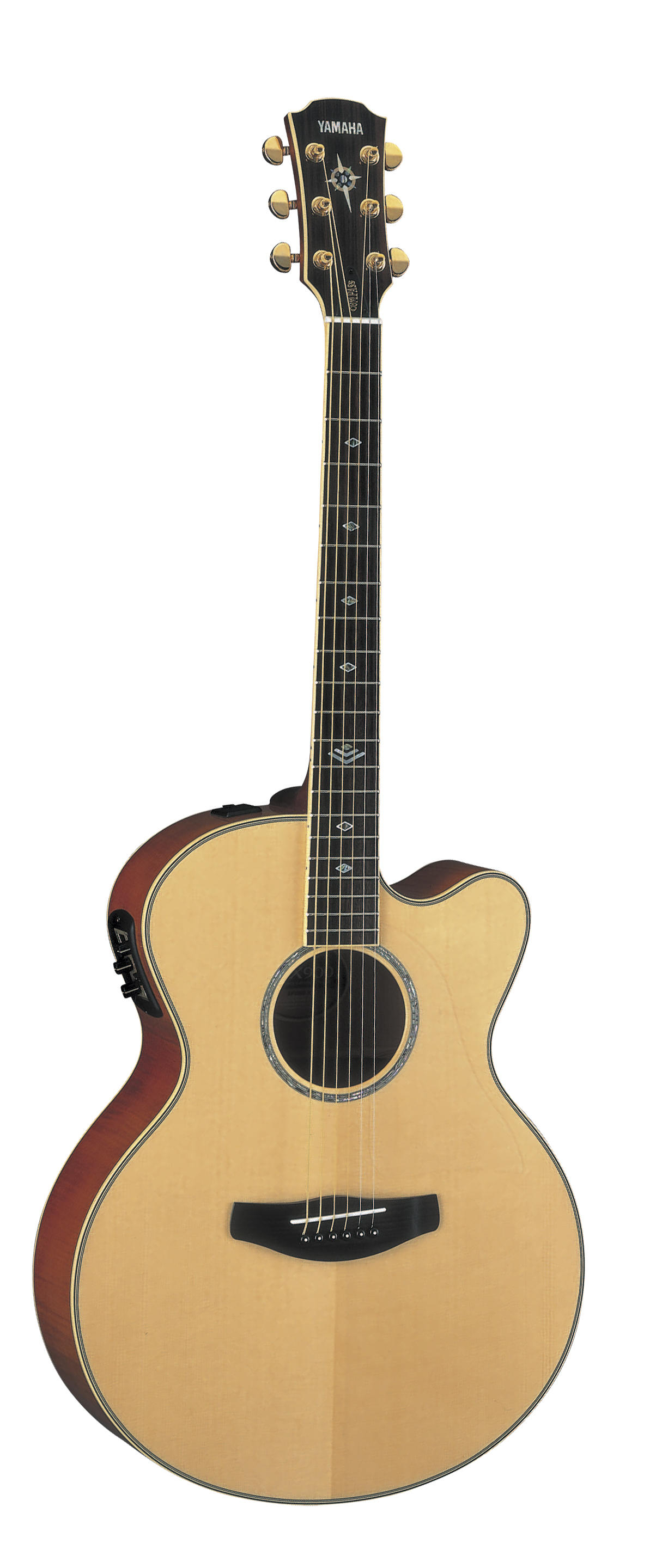 Yamaha Introduces CPX Series Acoustic-Electric Guitar Line