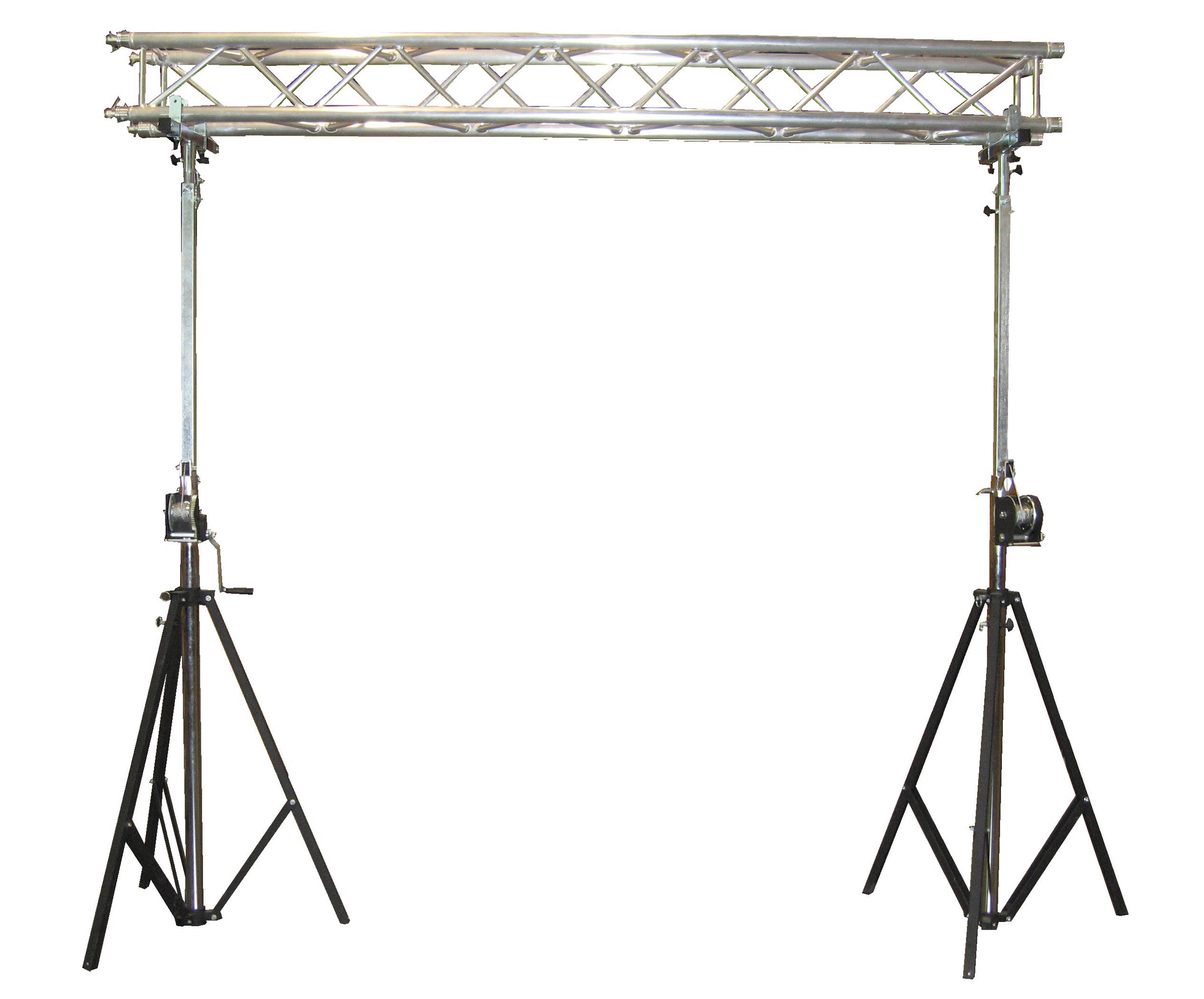 Global Truss SQ-CP1 All-in-One Mobile Rigging System