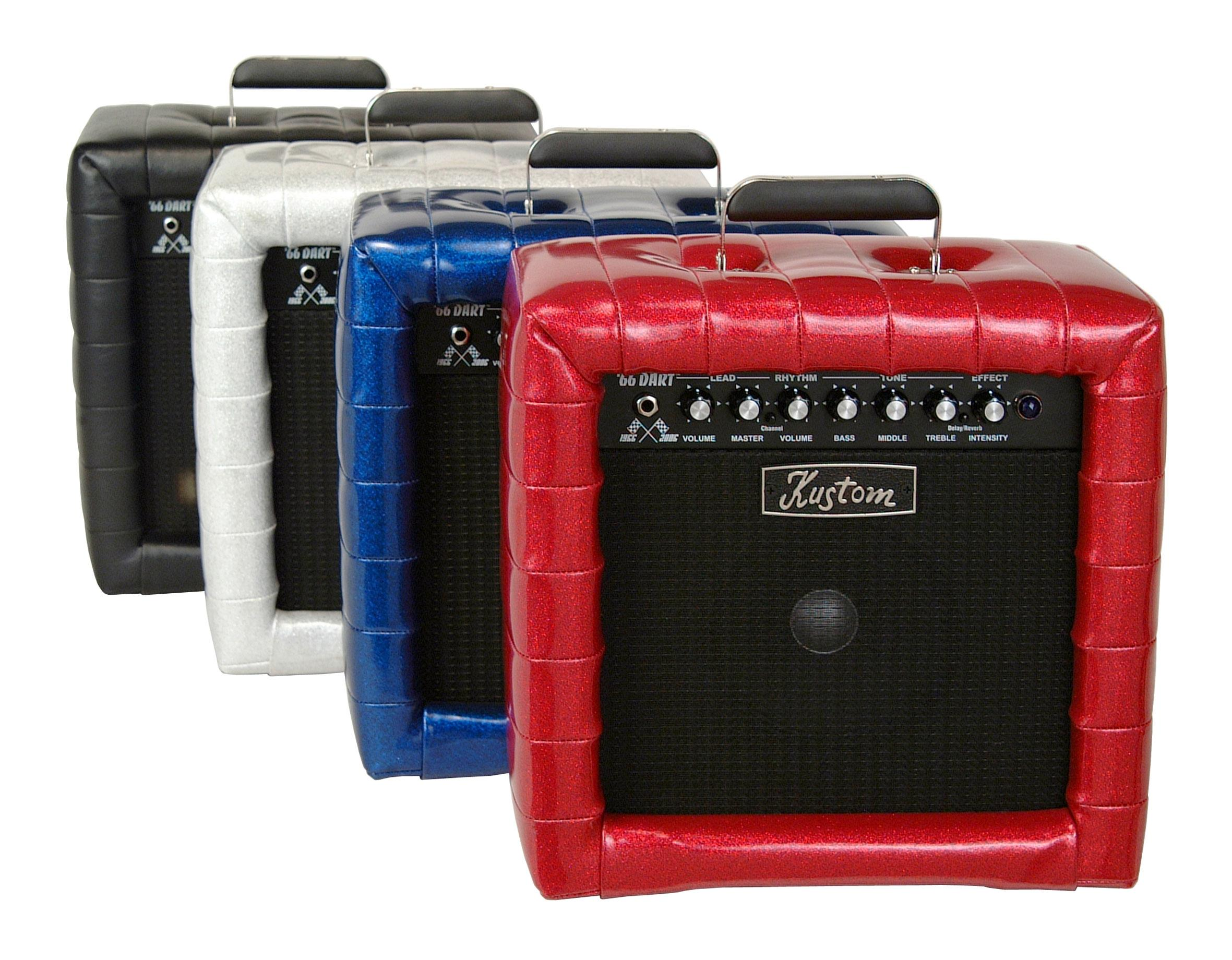 Kustom Limited Edition Amplifiers
