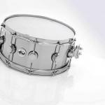 DW Aluminum Snare Drum