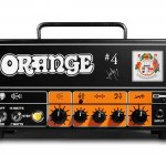 Orange Amps Signature #4 Jim Root Terror Head