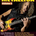 Lick Library Learn to play Metallica Vol. 3 DVD