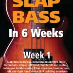 LickLIbrary - Slap Bass In Six Weeks