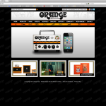 Orange Amplification New Website